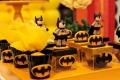 Festa com o tema Batman